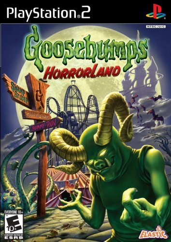 Goosebumps HorrorLand - PlayStation 2 [PlayStation2]