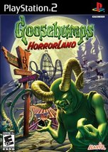 Goosebumps HorrorLand - PlayStation 2 [PlayStation2] - $7.99