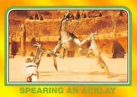 2004 Topps Heritage Star Wars #99 Spearing An Acklay > Obi-Wan Kenobi - $0.99