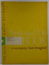 Think and Do Book to accompany Just Imagine!  - $5.99