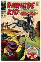 Rawhide Kid 67 NM- 9.2 Marvel 1968 Kid Colt Outlaw Roy Thomas Larry Lieber - $89.09