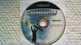 Amped: Freestyle Snowboarding (Microsoft Xbox, 2001) - $2.30