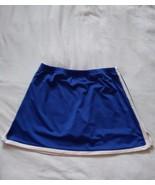 Women's Augusta Sportswear blue/white tennis/golf skort size M - $5.89