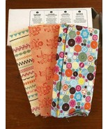 Stampin' Up! Sweet Stitches Fabric NEW - $11.52