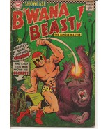 DC Showcase #66 B'Wana Beast The Jungle Master Action Adventure   - $9.95
