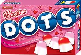 Tootsie Valentine Dots Candy, 6-Ounce Pack - $6.99