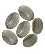 1 per order Banded Agate Palm Stone - $12.99