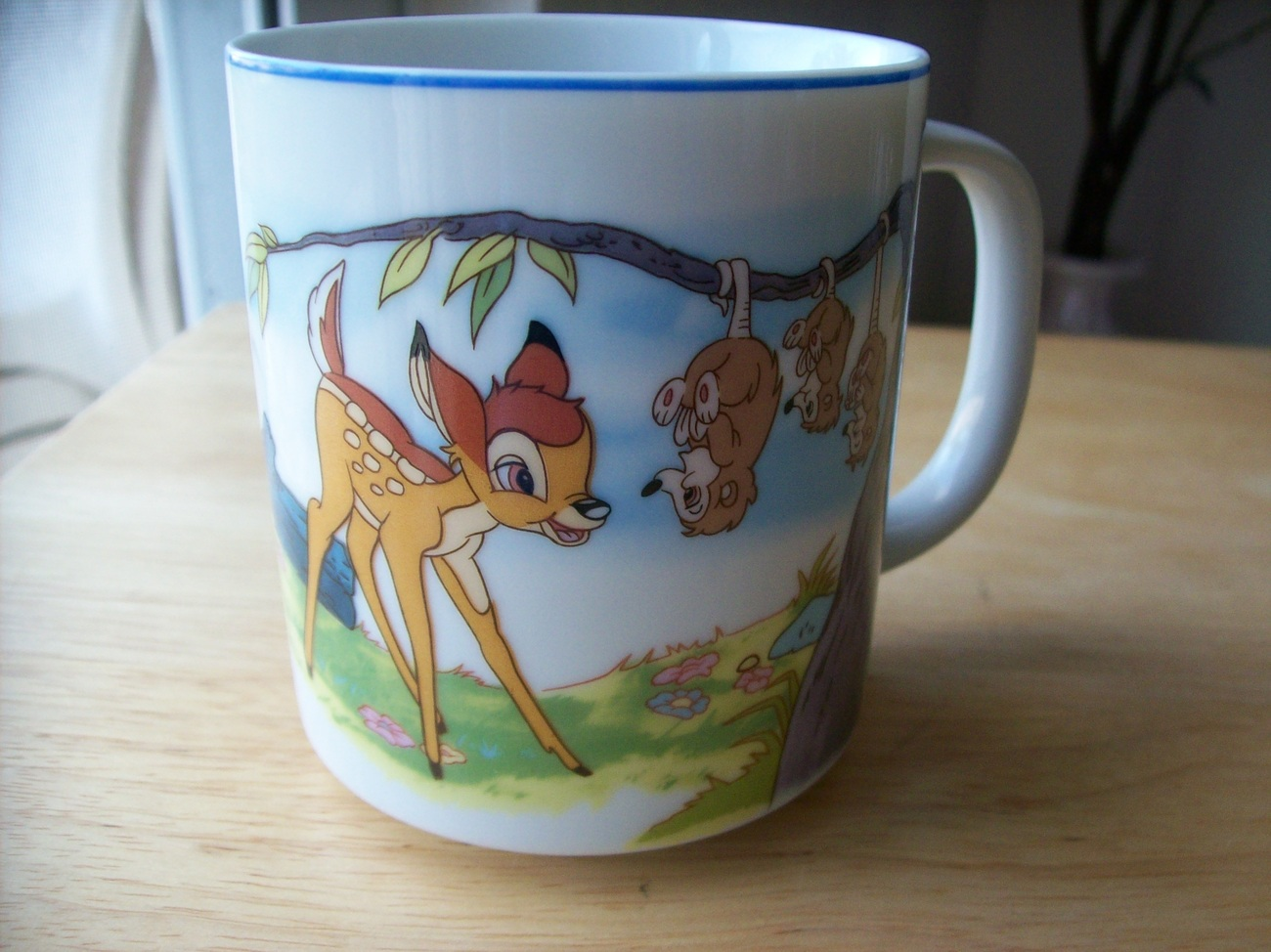 Primary image for Disney Bambi & Friends Coffee Mug