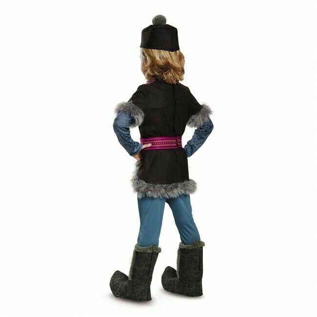 Disguise Disney Frozen Movie Kristoff Deluxe Childrens Halloween Costume 98541