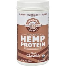 Manitoba Harvest Organic Hemp Protein Dark Chocolate - 16 oz - $15.99+