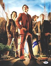 Anchorman 2 Cast Signed 11x14 Photo Certified Authentic PSA/DNA COA - $841.49