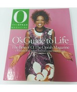 NEW O's Guide to Life: The Best of O The Oprah Magazine Hardcover Book - $5.86