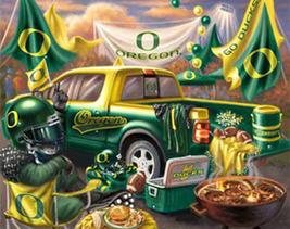 Oregon Ducks Tai Lgate Cross Stitch Pattern***L@@K***~~ I Send World Wide ~~Free - $4.95