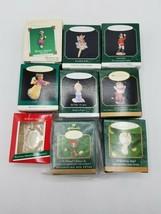 Hallmark Keepsake Ornament Lot - 9 pcs - $9.85