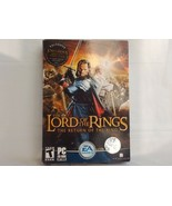 PC Game The Lord of the Rings The Return of the King New in Box - $20.00