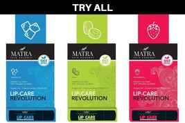 Matra Moroccan Gold Natural Lip Balm, 4.5g -100 Percent natural-Red, Blu... - $10.95