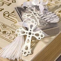 Book Lovers Collection Cross Bookmark Favors (Set of 6) - $9.99
