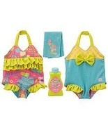 Baby Alive Reversible Outfit - Poolside Cutie Bathing Suit - $91.14