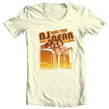 BJ & the Bear T-shirt 1970's retro television show WETV  free shipping NBC281 image 2