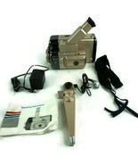 Sony Prototype Camera V2002 35mm Film Camera w/Cassette Player Oddity  - $56.07