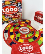 The LOGO Board Game By Spin Master Brands You Love 2 to 6 Players - $39.59
