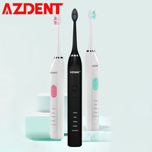 New Smart 5 Modes Sonic Electric Toothbrush Rechargeable Ultrasonic Teeth Tooth  - $36.16