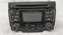 2011-2011 Hyundai Sonata Am Fm Cd Player Radio Receiver 54871 - $276.58