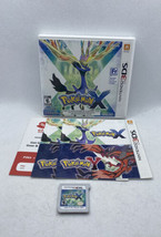 Pokemon X (Nintendo 3DS, 2013) CIB Complete, Tested, Working! - $30.15