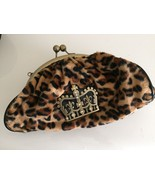 Brand New Women's Custom Vintage Cheetah Print Evening Handbag , Only 1 ... - $15.00