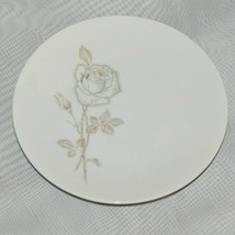 """ROSENTHAL CLASSIC ROSE VINTAGE BREAD PLATE 6"""" Germany - $8.99"""