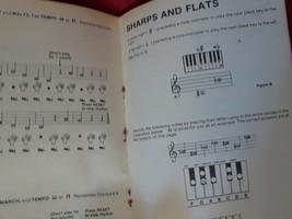 Vintage Casio PT-1 Keyboard  Manual & Music Book - $19.34