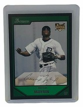 2007 Cameron Maybin Bowman Draft Picks Rookie Card RC BDP12 Detroit Tigers - $4.99