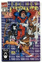 The New Mutants #100 First appearance of X-force-final Issue 1991 comic ... - $18.92