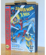 Spider-Man X-Men for Sega Genesis - $14.95