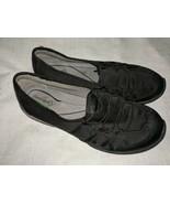 BareTraps Slip On Sneakers 993, Black Size 8 US - $39.44 CAD