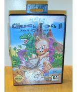 Chuck Rock II - Son of Chuck for Sega Genesis - $12.95