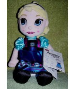 """Disney Animator's Collection Plush ELSA 12"""" Doll from Frozen NWT - $16.50"""