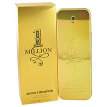 1 Million by Paco Rabanne Eau De Toilette Spray 6.7 oz (Men) - $94.20