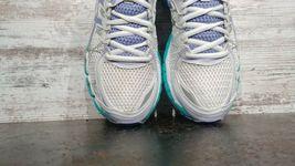 Womens Asics Gel Nimbus 16 Running Shoes SZ 8.5 40 B Used Sneakers Trainers image 5