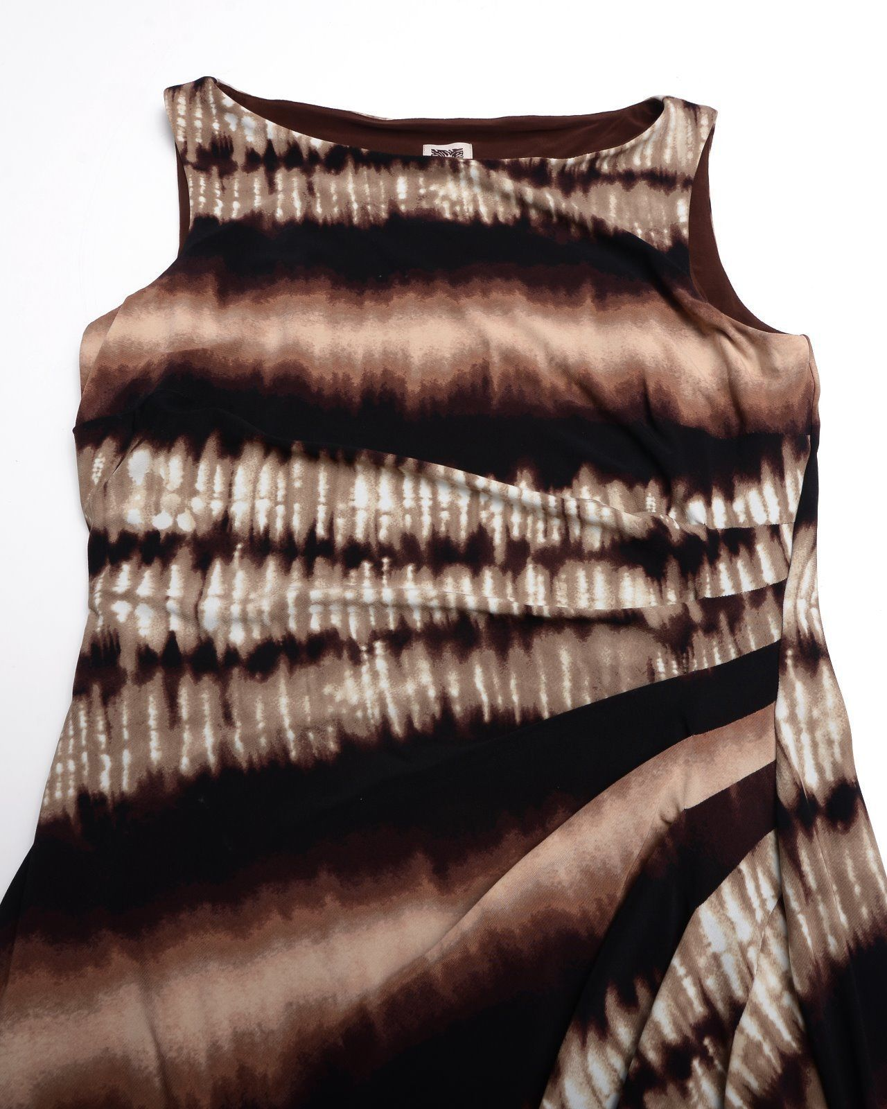 ANNE KLEIN Womens Dress Size 6 Lined Multi Colored NWT