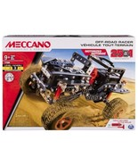 Erector by Meccano, Motorized Off Road Racer, 25 Vehicle Model Building ... - $57.79