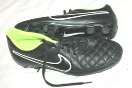 Nike Men's Tiempo RIO II FG Soccer Cleats 631287 017  US 11 UK 10 EUR 45 - $19.80