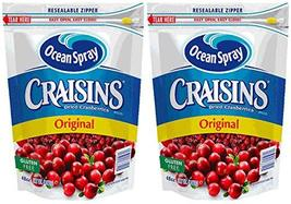 Ocean Spray AERXFB Craisins Dried Cranberries 48 Oz, 48 oz 2 Pack - $42.56