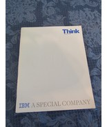 Think Magazine September 1989 IBM A Special Company - $14.91