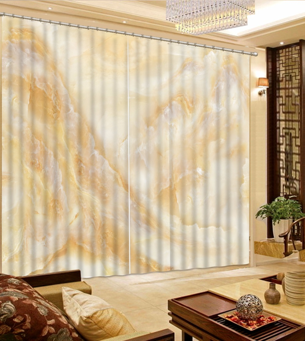Modern-Printing-3D-Curtains-Marble-pattern-Curtains-For-Living-room-Bedroom-Kitc
