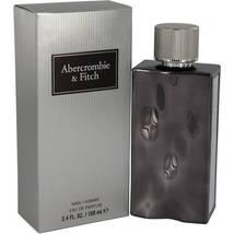 Abercrombie & First Instinct Extreme Cologne 3.4 Oz Eau De Parfum Spray  image 6