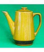 Vintage Harmony House (Japan) Aurora Ironstone Tea Or Coffee Pot, #4627 - $7.95