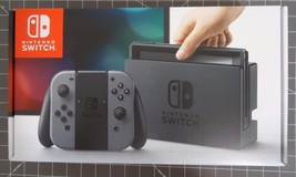 Nintendo Switch - 32GB Gray Console - In Hand! - $411.02