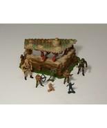 Machine Gun Emplacement Bunker Toy Outpost G.I. Joe Sound Lights Lanard ... - $19.99