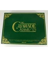 The Charade Game 1985 Pressman Board Game - $18.69